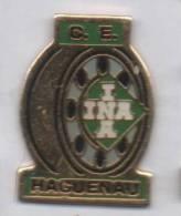 CE , INA , Ville D' Haguenau - Villes