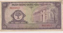Viêt-Nam 200 Dong 1958 - Vietnam