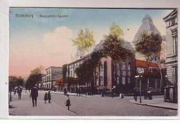 Allemagne - Hindenburg - Knappschaits - Lazarteif - Animé  - CPA Comorisée - édition G. M. B. H. N° 10529 - Ohne Zuordnung