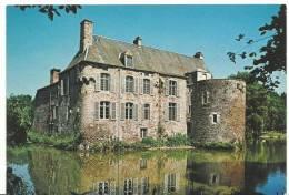 Manche :  Manoir  Du  Cotentin :  Le Château  De  Chanteloup - France