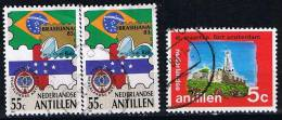 Niederländische Antillen 1983, Michel # 495 O - Curacao, Netherlands Antilles, Aruba