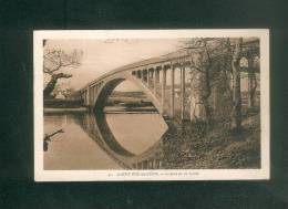 Saint St Pol De Léon (29) - Pont De La Corde ( La Penzé Dest. L. Schaeffer à St Louis Les Bitche Ed. R. Outin ) - Saint-Pol-de-Léon