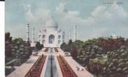 CPA  INDE - AGRA - TAJ MAHAL - India