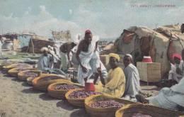 CPA SOUDAN - OMDURMAN - Date Market - Sudan