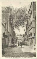 BELGIQUE . BRUXELLES .EXPOSITION  1935 . VIEUX BRUXELLES . RUE DES TROIS TETES - Expositions Universelles