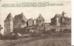 24 - DORDOGNE -  Chateau De BIRON - France