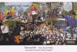 Cp , AUSTRALIE , TAMWORTH , New South Wales , Australien Country Music Capital - Australie