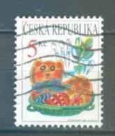 Czech Republic, Yvert No 245 + - Tsjechië