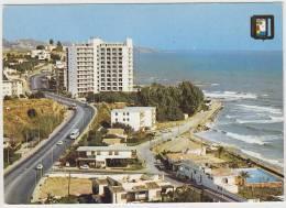 Fuengirola - Hotel 'Stella Polaris': FIAT-SEAT 600 , 2x CITROËN GS - Swimmingpool - Toerisme