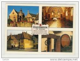 68  EGUISHEIM - Frankreich