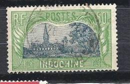 INDOCHINE  N� 144  OBL  TTB