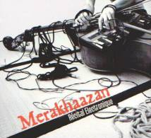 MERAKHAAZAN - Récital électronique - CD - INSTRUMENTAL - CONTREBASSE 5 CORDES - Instrumental
