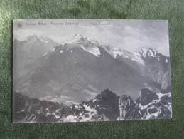 Congo Belge.Province Orientale-Monts Ruwenzori - Congo Belge - Autres