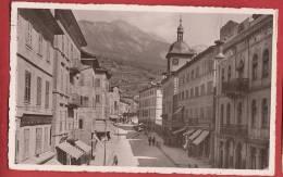 Y0020 Sion, Rue Du Grand Pont,, Petite Animation. Non Circulé . - VS Valais