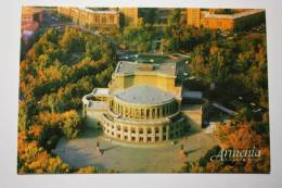 Armenia. Yerevan. State Academic Opera And Ballet Theater - Modern Quality PC - Armenia
