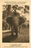 Réf : A -13- 028 : La Croisère Noire Expédition Citroen Centre Afrique  L'éléphant école De Dressage - Congo Belge - Autres