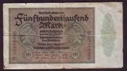 DEUTSCHES REICH - 500.000 Mark 1923 - Salvador