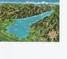 Italy Lago Di Garda.  A-459 - Landkarten