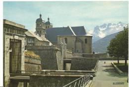 Hautes  Alpes :  BRIANçON : La  Porte  Pigerole - Briancon