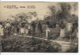 Belgisch Congo Belge CP Vue 20 Entier 5c C.Elisabethville 1913  AP306 - Entiers Postaux