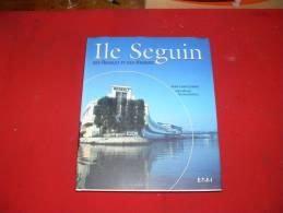 PARIS BOULOGNE BILLANCOURT ILE SEGUIN DES RENAULTS ET DES HOMMES PAR JL LOUBET EDIT ETAI 2004 - Auto