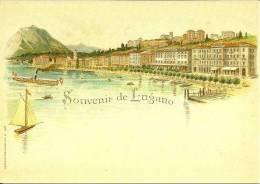 Entier Postal - Exposition Nationale Philatélique 2011 à Lugano - Interi Postali