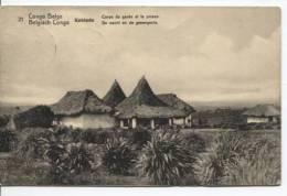 Belgisch Congo Belge CP Vue 21 Entier 5c écrit De Matadi 1921 AP316 - Entiers Postaux
