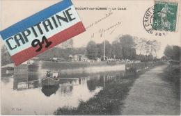 BETHENCOURT SUR SOMME  SOMME LE CANAL - Francia