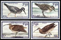 (038) Fiji   Birds / Oiseaux / Vögel / Vogels  ** / Mnh  Michel 1071-74 - Fiji (1970-...)