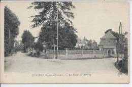 LUNERAY - La Route De Brachy - France