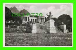 AFRIQUE DU SUD - RHODES MEMORIAL, GROOTE SCHUUR - CIRCULÉE EN 1938 - THE NEWMAN ART PUB CO - - Afrique Du Sud