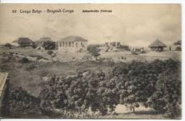 Belgisch Congo Belge CP Vue 69  Entier 5c C.Basankusu 1 TP Manquant 1914  AP325 - Entiers Postaux