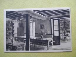 L´Oiseau Bleu. La Maison De Vacances De L´UCJF. La Salle à Manger. - Boissy-l'Aillerie