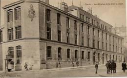 PARIS LES ECOLES DE LA RUE MONGE CARTE NEUVE - Unclassified