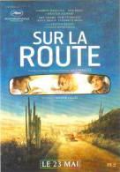 Carte Postale : Sur La Route - Un Film De Walter Salles (roman De Jack Kerouac) (affiche, Cinéma) - Affiches Sur Carte
