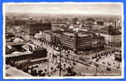 Dänemark, KOBENHAVN, Udsikt Fra Raadhuset, Luftpost 1938 Nach Hamburg - Dänemark