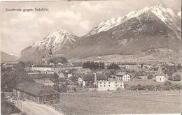AK 514  Innsbruck Gegen Solstein - Top Motiv Um 1909 - Österreich