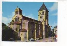 31 Saint Gaudens - La Collégiale / Citroen 3cv & DS,Peugeot 404 - Saint Gaudens