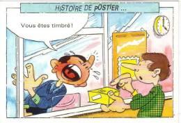Histoire De Postier - Humour