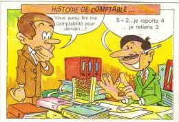 Histoire De Comptable - Humour