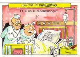 Histoire De Chirurgiens - Humour