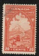 CANADA   Scott #  E 3  F-VF USED - Special Delivery