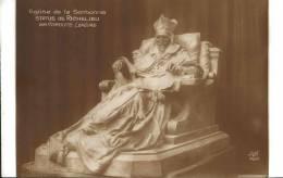 Eglise De La Sorbonne Statue De Richelieu Par Hippolyte Levèvre - Eglises