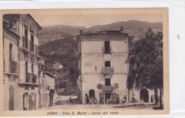 CARD VILLA SANTA MARIA RISTORANTE DEL RISORGIMENTO( L'AQUILA) -FP-V-2---0882-14889 - Italien