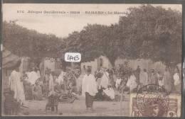 SOUDAN-----BAMAKO---Le Marché--belle Animation - Sudan