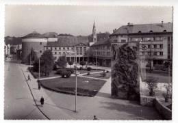 EUROPE SLOVENIA CELJE THE MONUMENT BIG POSTCARD 1963. - Slovenia