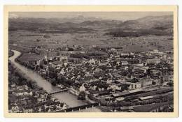 EUROPE SLOVENIA CELJE PANORAMA OLD POSTCARD 1936. - Slovenia