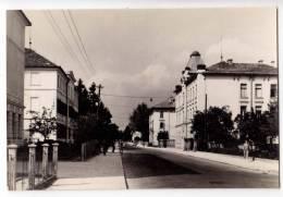EUROPE SLOVENIA RADOVLJICA CITY AREA BIG POSTCARD - Slovenia