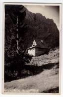 EUROPE SLOVENIA MOUNTAIN HOUSE ON GOZD PRISOJNIK 1340 M POSTCARD - Slovenia