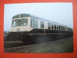 """(2/3/59) AK """"Brennkrafttriebwagen Für Nahverkehr"""" Baureihe 626 - Trenes"""